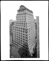 0164005 © Granger - Historical Picture ArchiveROYAL INSURANCE BUILDING.   William and Fulton streets, and Ann Street. The Royal Insurance Building, 1928.