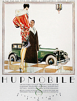0168797 © Granger - Historical Picture ArchiveHUPMOBILE AD, 1926.   Advertisement for the Hupmobile Straight-Eight automobile from an American magazine, 1926.