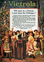 0061172 © Granger - Historical Picture ArchiveVICTROLA ADVERTISEMENT   featuring Enrico Caruso as Rhadames in Verdi's