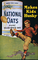 0027159 © Granger - Historical Picture ArchiveNATIONAL OATS AD, 1919.