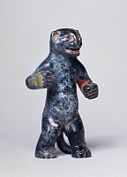 0276327 © Granger - Historical Picture ArchiveARCHAEOLOGY.   Statuette representing a jaguar 13th-10th century B.C., USA, Washington, Dumbarton Oaks Research Library and Collection, Mexican art, Olmec civilization. Full Credit: DEA PICTURE LIBRARY / Granger, NYC -- All rights reserved.