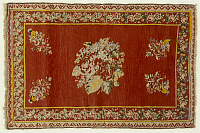 0292861 © Granger - Historical Picture ArchiveDECORATIVE ARTS.   Rugs and Carpets: Turkey - 20th century. Fethiye carpet, dating back to Mejid period. Full Credit: DEA / G. CIGOLINI / Granger, NYC -- All rights reserved.