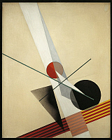 0309227 © Granger - Historical Picture ArchiveFINE ART.   Laszlo Moholy-Nagy (1895-1946), A.XX. Full Credit: DEA / E. LESSING / Granger, NYC -- All rights reserved.