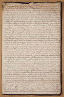 0339884 © Granger - Historical Picture ArchiveHISTORY.   Letter on the censorship of books in the Italian territories which were subjects of Maria Theresa of Austria, Vienna, 23 January 1769. Full credit: De Agostini / A. Dagli Orti / Granger, NYC -- All rights reserved.