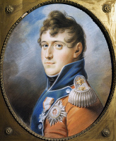 0340821 © Granger - Historical Picture ArchiveHISTORY.   Portrait of Christian VIII of Denmark (Copenhagen, 1786-1848), King of Denmark and Norway. Pastel by Christian Horneman (1765-1844). Full credit: De Agostini / A. Dagli Orti / Granger, NYC -- All rights reserved.