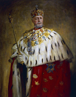0342059 © Granger - Historical Picture ArchiveHISTORY.   Portrait of Oscar II (Stockholm 1829-1907), King of Sweden and Norway, painting by Oscar Bjorck (1860-1929). Full credit: De Agostini / A. Dagli Orti / Granger, NYC -- All Rights Reserved.