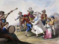 Image Search - Tarantella - Granger - Historical Picture Archive