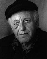0164327 © Granger - Historical Picture ArchiveFRANCESCO BIAMONTI (1928-2001).   Writer St. Malo France 1998. Photographed by Horst Tappe.