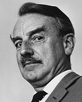 0164476 © Granger - Historical Picture ArchiveJAMES HADLEY CHASE   (1906-1985). Writer, Montreux, Switzerland, 1966. Photographed by Horst Tappe.