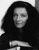0164717 © Granger - Historical Picture ArchiveSABINE HAUPT (1966-).   Actress Solothurn Switzerland 1993. Photographed by Horst Tappe.