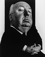 0164736 © Granger - Historical Picture ArchiveALFRED HITCHCOCK   (1899-1980). Writer director London United Kingdom 1966. Photographed by Horst Tappe.