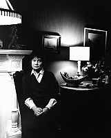 0165051 © Granger - Historical Picture ArchiveIRIS MURDOCH (1919-1999).   Writer 1966. Photographed by Horst Tappe.
