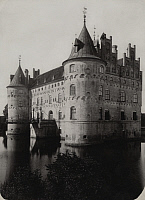 0252946 © Granger - Historical Picture ArchiveNYBORG, DENMARK.   The Egeskov Castle at Nyborg on the island of Funen. Emil Opffer.