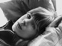 0152945 © Granger - Historical Picture ArchiveMARIANNE FAITHFULL.   Marianne Faithfull on october 6, 1967. Full credit: AGIP - Rue des Archives / Granger, NYC -- All Rights Reserved.