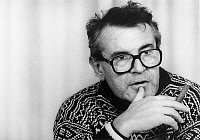 0154617 © Granger - Historical Picture ArchiveMILOS FORMAN.   Director Milos Forman on december 8, 1989. Full credit: AGIP - Rue des Archives / Granger, NYC -- All ri.