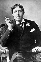 0156502 © Granger - Historical Picture ArchiveOSCAR WILDE.   Irish writer Oscar Wilde (1854-1900) photo Alfred Ellis & Walery c. 1892. Full credit: AGIP - Rue des Archives / Granger, NYC -- All rights reserved.