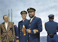 0168187 © Granger - Historical Picture Archive20000 LIEUES SOUS LES MERS.   20000 Leagues Under the Sea by RichardFleischer with Kirk Douglas and Peter Lorre, in 1954. Full credit: CSFF - Rue des Archives / Granger, NYC -- All Rights Reserved.