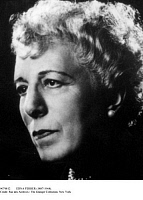 0074812 © Granger - Historical Picture ArchiveEDNA FERBER (1887-1968).   American writer. Photographed c1960.
