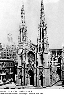 0081404 © Granger - Historical Picture ArchiveNEW YORK: SAINT PATRICK'S.   Saint Patrick's Cathedral on Fifth Avenue in New York City. Photograph, c1930.