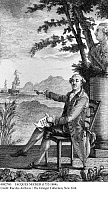 0082780 © Granger - Historical Picture ArchiveJACQUES NECKER (1732-1804).   French financier and statesman. Contemporary French line engraving.