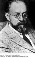 0082956 © Granger - Historical Picture ArchiveHENRI MATISSE (1869-1954).   French painter and sculptor. Photographed 7 August 1922.