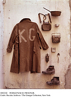 0083302 © Granger - Historical Picture ArchiveWORLD WAR II: PRISONER.   Items belonging to a prisoner of war in Germany during World War II.