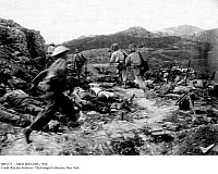 0085375 © Granger - Historical Picture ArchiveDIEN BIEN PHU, 1954.   Viet Minh soldiers during the siege of Dien Bien Phu, French Indochina, 5 May 1954.