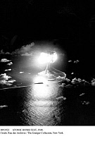 0093923 © Granger - Historical Picture ArchiveATOMIC BOMB TEST, 1948.   American atomic bomb test in Enewetak Atoll, Marshall Islands, in the Pacific Ocean, 1948.