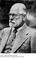 0106992 © Granger - Historical Picture ArchiveSIGMUND FREUD (1856-1939).   Austrian neurologist and founder of psychoanalysis. Photographed in 1935 by Laszlo Willinger.