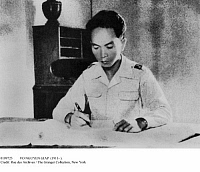 0109723 © Granger - Historical Picture ArchiveVO NGUYEN GIAP (1911-2013).   Vietnamese general and Communist politician. Photographed c1946.