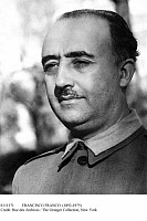 0111171 © Granger - Historical Picture ArchiveFRANCISCO FRANCO (1892-1975).   Spanish soldier and dictator. Photographed in 1936, during the Spanish Civil War.