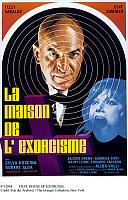 0112064 © Granger - Historical Picture ArchiveFILM: HOUSE OF EXORCISM.   French poster for 'House of Exorcism' starring Telly Savalas, 1975.