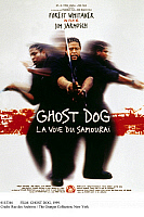 0112346 © Granger - Historical Picture ArchiveFILM: GHOST DOG, 1999.   French poster for the American film 'Ghost Dog, the Way of the Samurai' starring Forest Whitaker and directed by Jim Jarmusch, 1999.