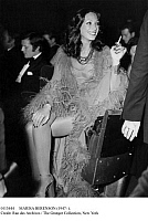 0113444 © Granger - Historical Picture ArchiveMARISA BERENSON (1947- ).   American actress and model.   Photographed at the Olympia Theater in Paris, 26 September 1972.