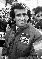 0134395 © Granger - Historical Picture ArchiveALAIN PROST.   Alain Prost in Paris on december 19, 1986. Full credit: AGIP - Rue des Archives / Granger, NYC -- All rig