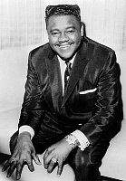 0141499 © Granger - Historical Picture ArchiveFATS DOMINO.   Fats Domino american jazz pianist here march 29, 1967. Full credit: AGIP - Rue des Archives / Granger, NYC -- All Rights Reserved.