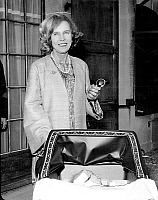0153072 © Granger - Historical Picture ArchiveMARIE JOSE OF SAVOIE.   former queen Marie Jose of Savoy, (wife of king UmbertoII of Italy, and former princess of Belgium), here with her grandson Emanuele Filiberto (son of VittorioEmanuele of Savoy and MarinaDoria) 1972. Full credit: AGIP - Rue des Archives / Granger, NYC -- All rights reserved.