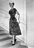 0155277 © Granger - Historical Picture ArchiveMODE FATH.   Presentation of fashion by Jacques Fath on february 22, 1954. Full credit: AGIP - Rue des Archives / Granger, NYC -- All Rights Reserved.