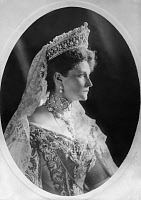 0170388 © Granger - Historical Picture ArchiveALEXANDRA (1872-1918).   Empress of Russia, 1894-1917. Photograph, c1907.