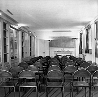 0173723 © Granger - Historical Picture ArchivePSYCHOANALYSIS INSTITUTE.   Institute of psychoanalysis in Paris, opened in 1954. Full credit: Bourgeron - Rue des Archives / Granger, NYC -- All rights reserved.