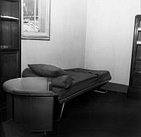 0173724 © Granger - Historical Picture ArchivePSYCHOANALYSIS INSTITUTE.   Institute of psychoanalysis in Paris, opened in 1954. Full credit: Bourgeron - Rue des Archives / Granger, NYC -- All rights reserved.