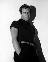 0260730 © Granger - Historical Picture ArchiveMARLON BRANDO (1924-2004).   American actor. Photograph, 1952. Full credit: FIA - Rue des Archives / Granger, NYC -- All Rights Reserved.