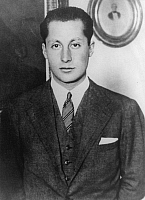 0081991 © Granger - Historical Picture ArchivePRIMO de RIVERA (1903-1936).   José Antonio Primo de Rivera. Spanish political leader. Photographed c1930.