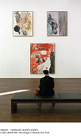0086949 © Granger - Historical Picture ArchiveGERMANY: BADEN-BADEN.   Frieder Burda museum in Baden-Baden, designed by Richard Meier. Paintings by Georg Baselitz, 27 October, 2004. Full credit: CARO/Kaiser - ullstein bild / Granger, NYC -- All Rights Reserved.