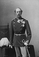 0103973 © Granger - Historical Picture ArchiveCHRISTIAN IX (1818-1906).   King of Denmark, 1863-1906. Photographed c1900.