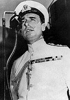 0132897 © Granger - Historical Picture Archive1ST EARL MOUNTBATTEN.  Admiral, politician, Great Britain portrait of the 1st Earl Mountbatten of Burma. Photograph, around 1947.