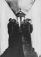 0171533 © Granger - Historical Picture ArchiveFEBRUARY REVOLUTION 1917.   Watchmen guarding the arrested Tsarist ministers in the Tauride Palace, Petrograd. At the beginning of the revolution, 1917. Full credit: ullstein - Archiv Gerstenberg / Granger, NYC -- All rights reserved.