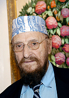 0177353 © Granger - Historical Picture ArchiveERNST FUCHS.   Ernst Fuchs - Artist, Painter, Graphic artist, Austria - 14.04.2007 00950278. Full credit: ullstein bild / Granger, NYC -- All rights reserved.