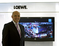 0178051 © Granger - Historical Picture ArchiveFRIEDER C. LOEHRER.   Loehrer, Frieder C. - CEO of the Loewe AG, Germany - - 28.08.2008. Full credit: ullstein bild / Granger, NYC -- All Rights Reserved.