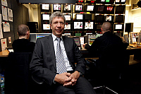 0178275 © Granger - Historical Picture ArchiveULRICH FLATTEN.   Flatten, Ulrich - CEO of QVC Germany - 09.10.2008. Full credit: ullstein bild / Granger, NYC -- All ri.